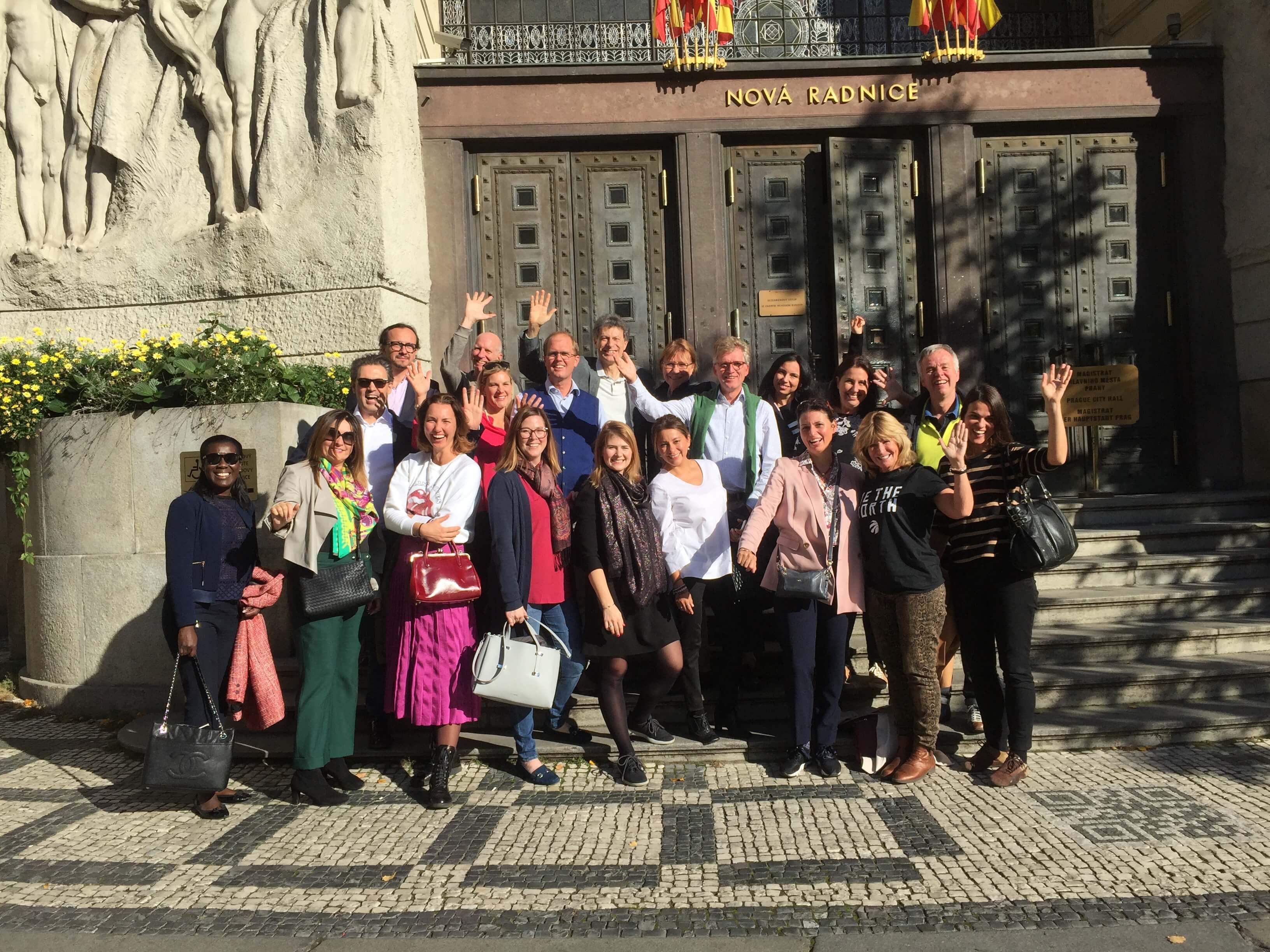 LCAC program in Prague – Certification COF assessment – 6-8 October 2021